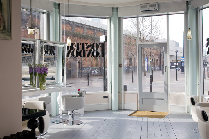 Tim fletcher foster london salon for Hair salon shoreditch