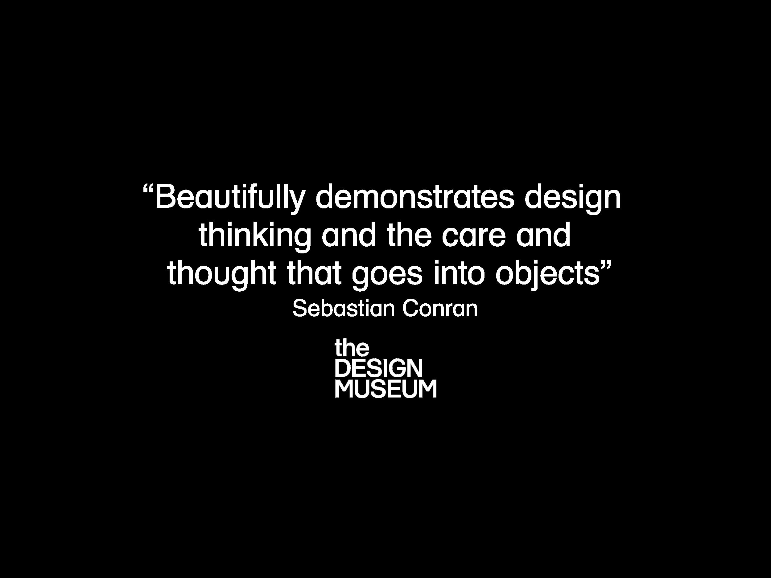 Design Museum Cover